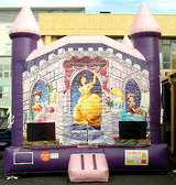 Bouncy Castles - Princess Palace