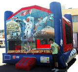 Bouncy Castles - Space Camp